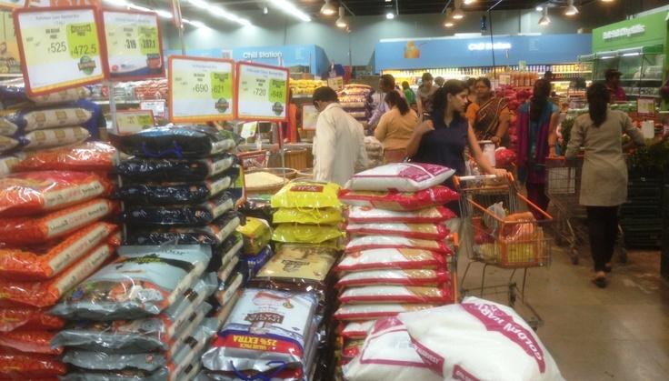 Big Bazaar Supermarket