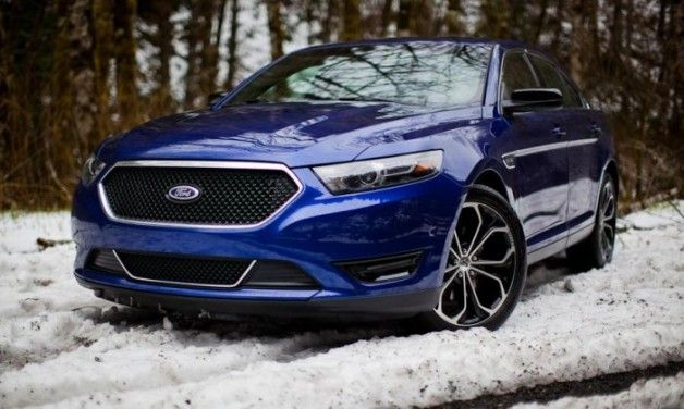 new ford taurus 2016