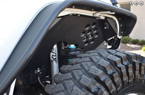 Details About Ace Engineering Alum Front Inner Fenders