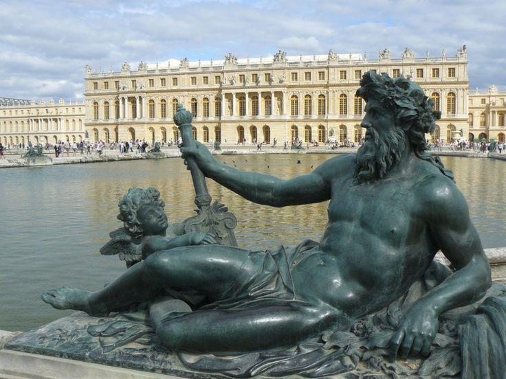 версаль и нептун