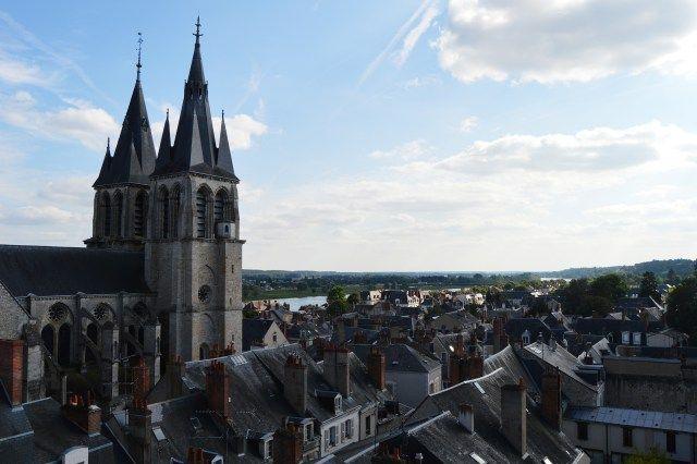 Photographie de la ville de Blois