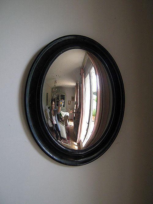 17 best images about miroirs oeil de sorci res on pinterest for Miroir ikea songe