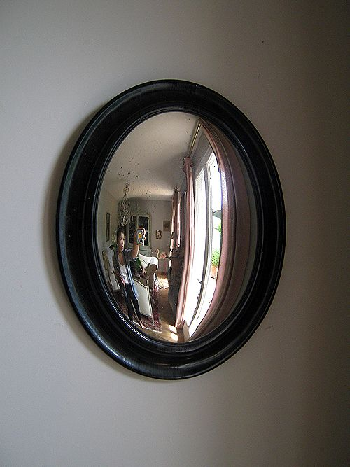 17 meilleures id es propos de carrelage adhesif sur for Miroir convexe deco