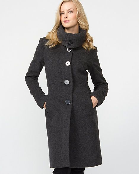 Mayfair Cashmere Blend Coat