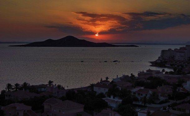El Mar Menor, la mayor laguna salada de toda Europa, herida de muerte. 12/07/16