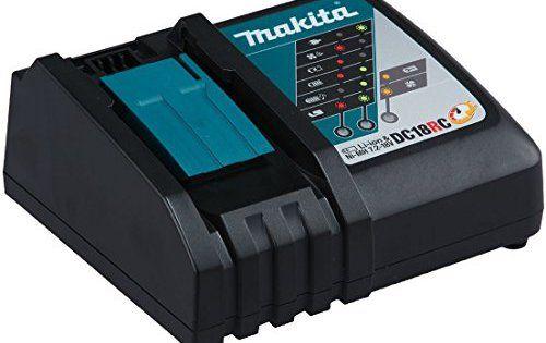 Makita Visseuse à percussion sans fil 18V/5Ah, en coffret MAKPAC avec 2batteries et 1chargeur, dtd148rtj
