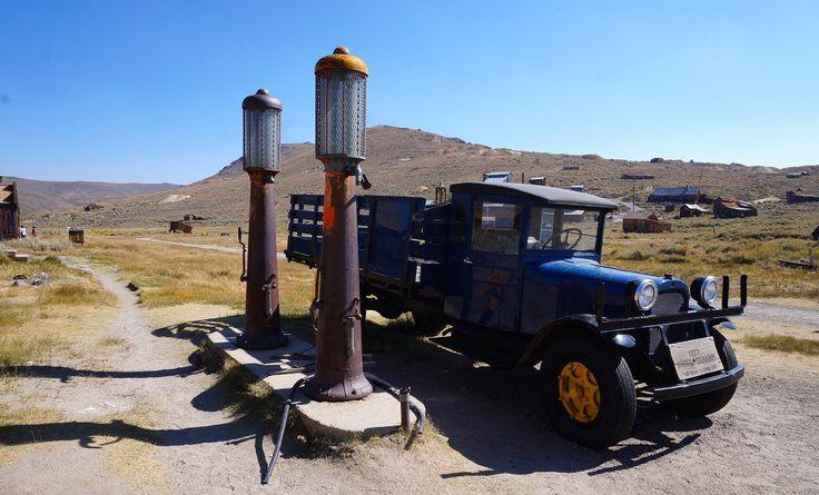 A cidade fantasma de Bodie é a melhor preservada nos Estados Unidos e com uma história riquíssima. Vejam aqui o Guia Completo e Dicas para visitar Bodie.