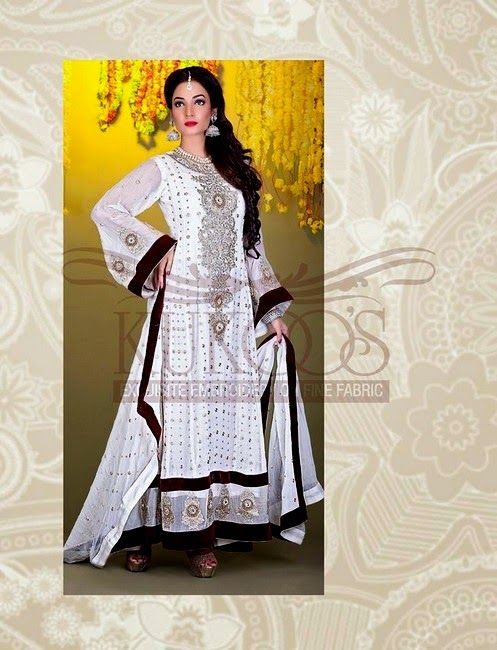 Bridal Evening Formal Suits By Kukoos Collection 2014-2015