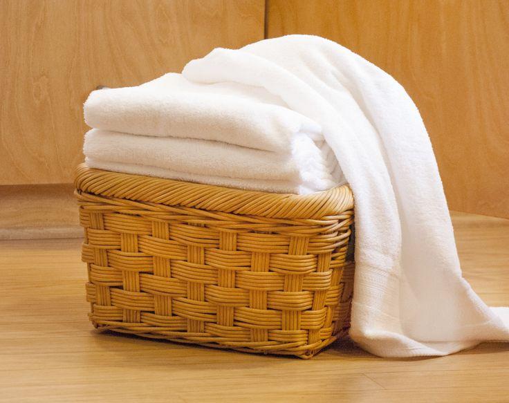 Badezimmer Aufbewahrung Handtücher : ... Towel Basket auf Pinterest ...