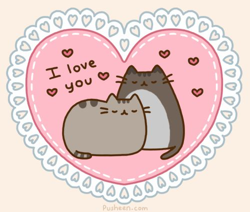 Is Pusheen the best? If I don't know what pusheen kitty is then search it!