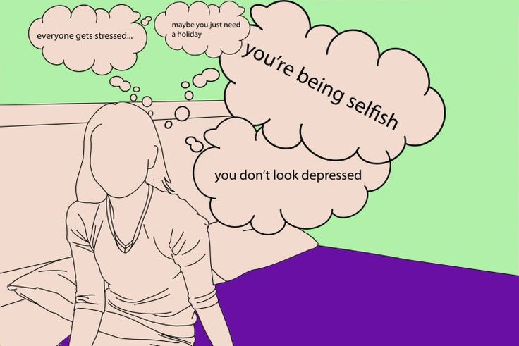10 hurtful things people have said to me about my depression