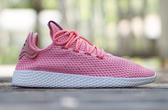 http://SneakersCartel.com Release Info On The Pharrell x adidas Tennis Hu Raw Pink #sneakers #shoes #kicks #jordan #lebron #nba #nike #adidas #reebok #airjordan #sneakerhead #fashion #sneakerscartel https://www.sneakerscartel.com/release-info-on-the-pharrell-x-adidas-tennis-hu-raw-pink/