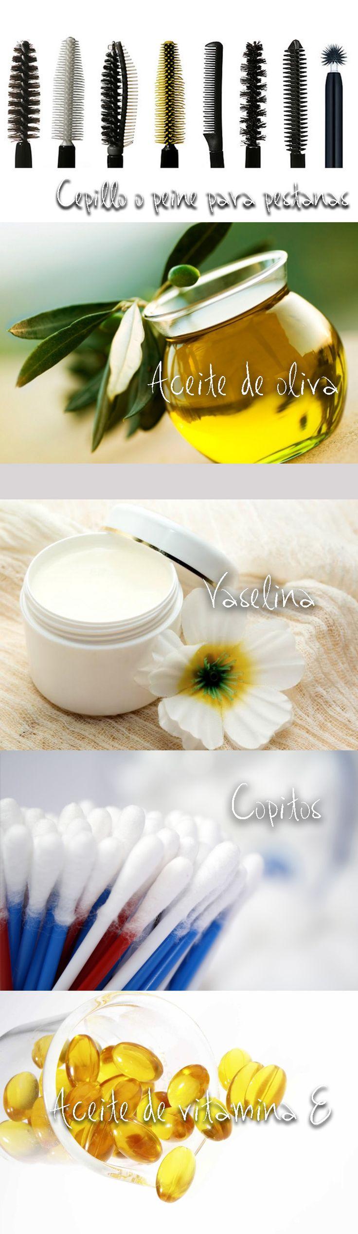 Las 25 mejores ideas sobre vaselina para pesta as en - Aceite de vaselina ...