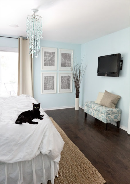 Valspars Stillness Living Room