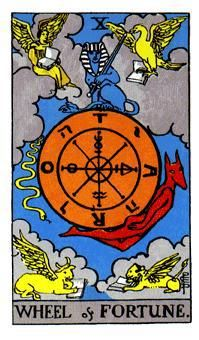 wheel of fortune- daily tarot readings-friday-free tarot readings