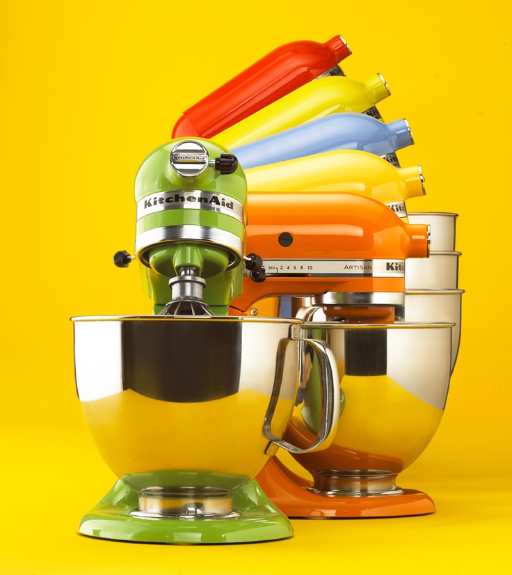 417 Best Images About Kitchen Aid Mixers On Pinterest