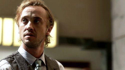 Tom Felton as Julian Albert on the Flash