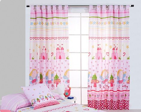 Modelos de cortinas infantiles - Imagui