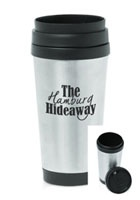 Discount Mugs - wholesale prices on stainless steel mugs, bottles, customizable bags/apparel/office gear