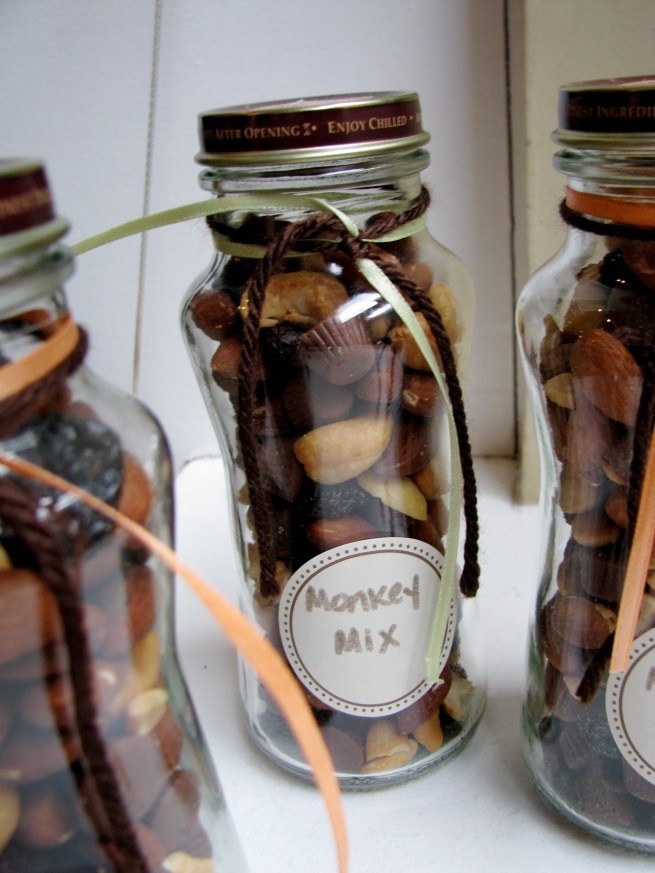 Monkey Party Favors