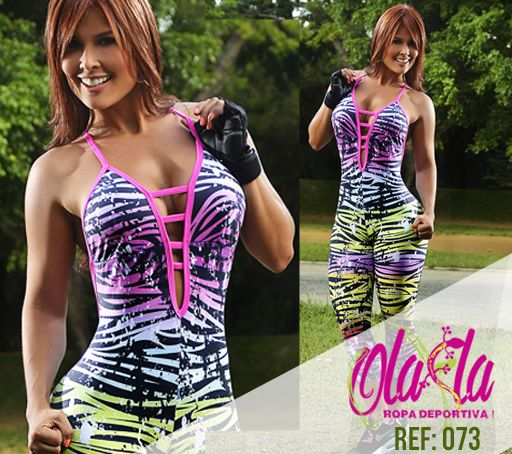 Ola-la Ropadeportiva es como tú, que te gusta lucir y verte:  Moderna, atrevida, sensual, casual, atlética, deportiva y muy fashion en cualquier momento, en cualquier lugar incluso cuando vas al GYM. Visita nuestra página web: http://www.ola-laropadeportiva.com/home/154-073b.html Contáctenos por whatsapp al 3188278826. #Ropadeportiva #Fashion #GYM #Fitness #Crossfit #Running #Enterizos #Olalaropadeportiva