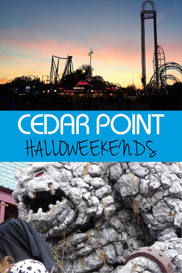 Can you survive Cedar Point Halloweekends? Tips and Tricks here.