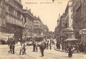 Cannebière vintage #marseille