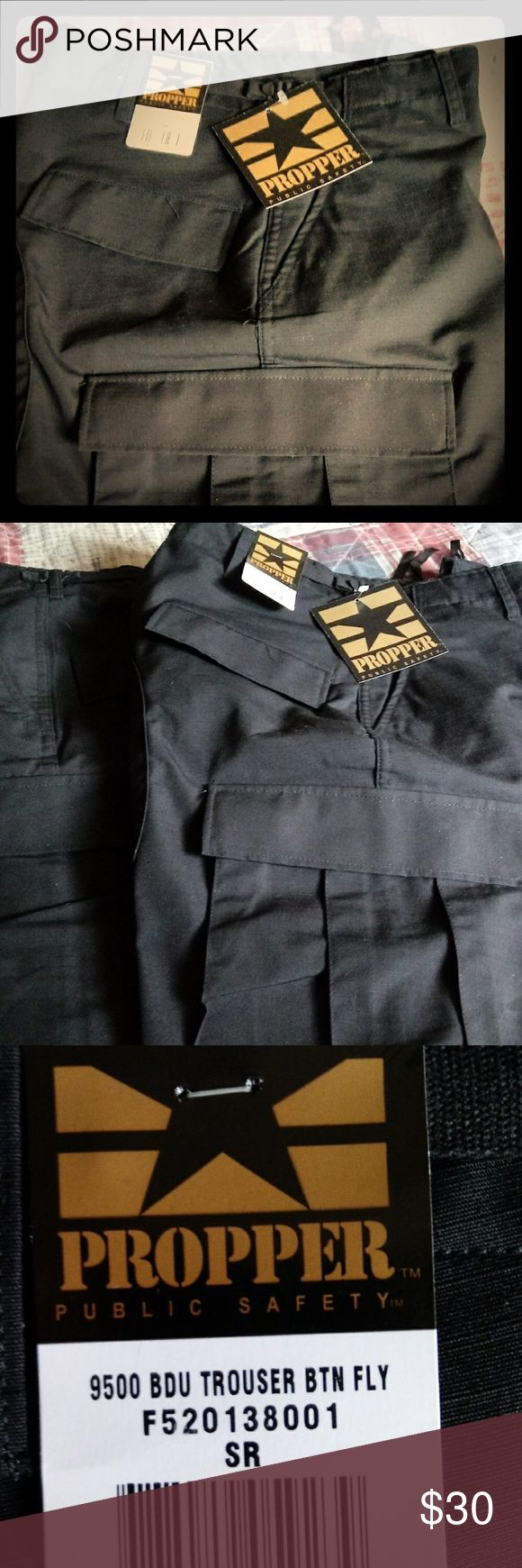Propper Tactical Pants Brand new with Tags male or female adjustable sides a tie at ankle Propper Pants Cargo