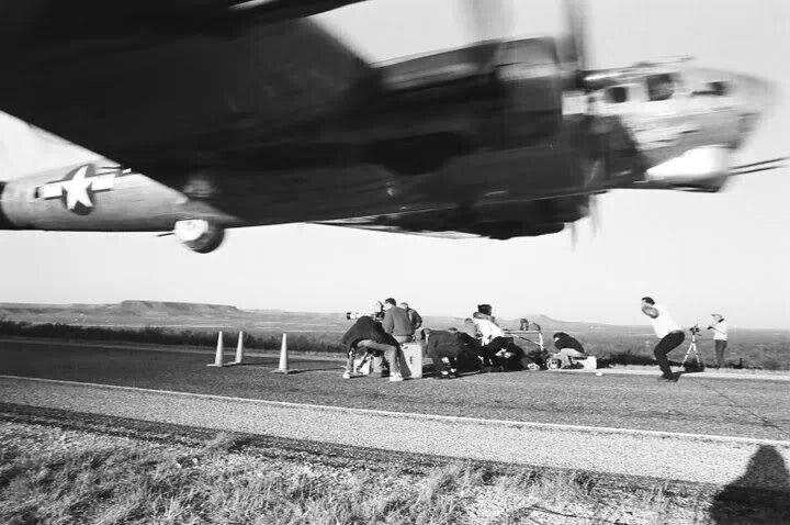 Very low pass (B-17):
