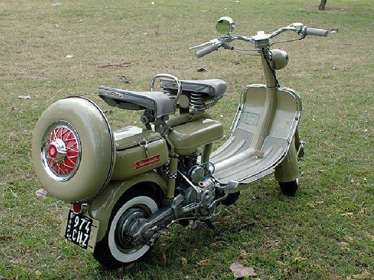 Motos Antiguas