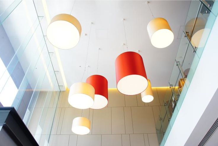 Shady Designs for Pullman Hotel - Lobby [Olympic Park] Large Lamp Shades