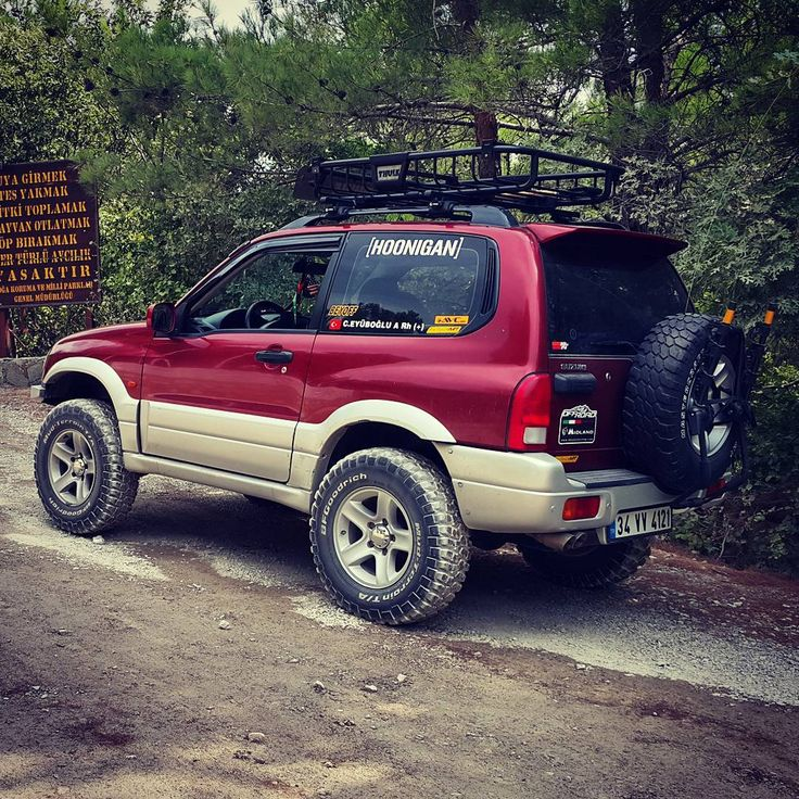 17 best images about suzuki vitara on pinterest istanbul rims and tires and 4x4. Black Bedroom Furniture Sets. Home Design Ideas
