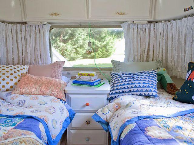 Peek Inside a Gorgeous, Family-Friendly Airstream Trailer
