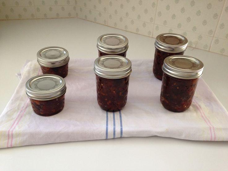 Hot Chilli Chutney @ http://allrecipes.com.au