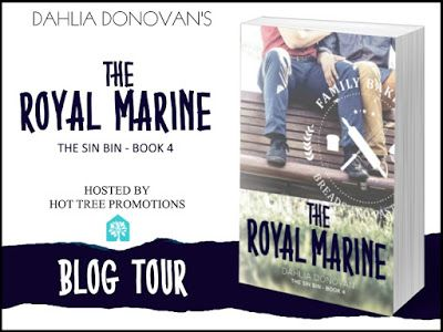 Abibliophobia Anonymous                 Book Reviews: **BLOG TOUR With Giveaway**  The Royal Marine by D...