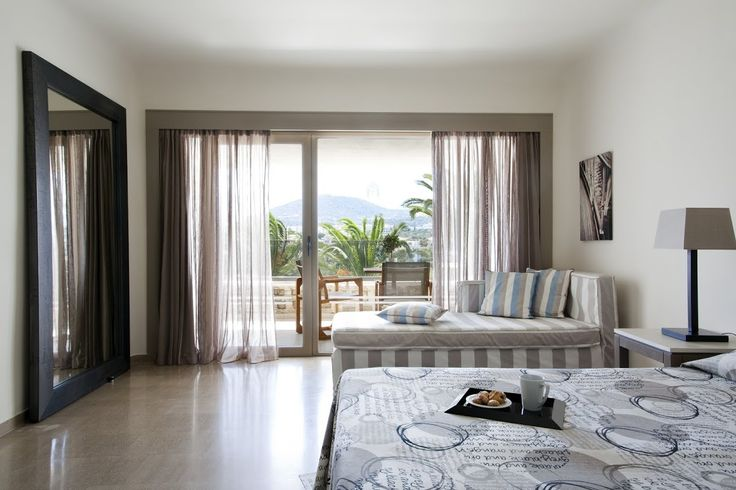 Double sea view suite at #MinosPalace #Crete
