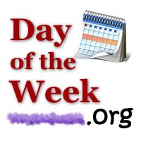 Day of the Week Logo