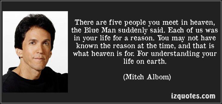 the 5 people you meet in heaven pdf