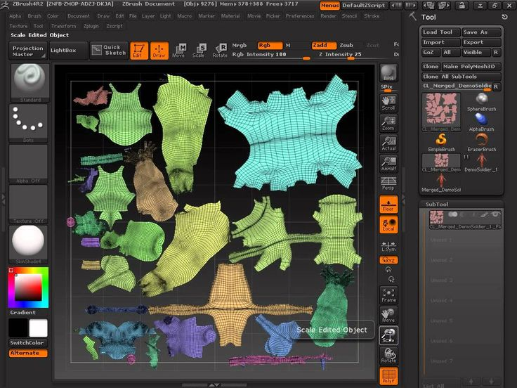 Zbrush Software Free Download Full Version. these puede salones March charging