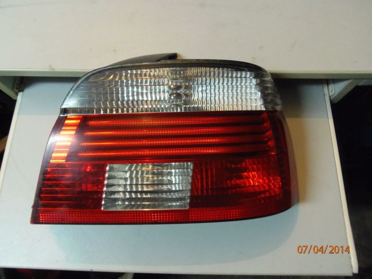 BMW 5 E39 Lift  Lampa Prawa Tyl Tylna