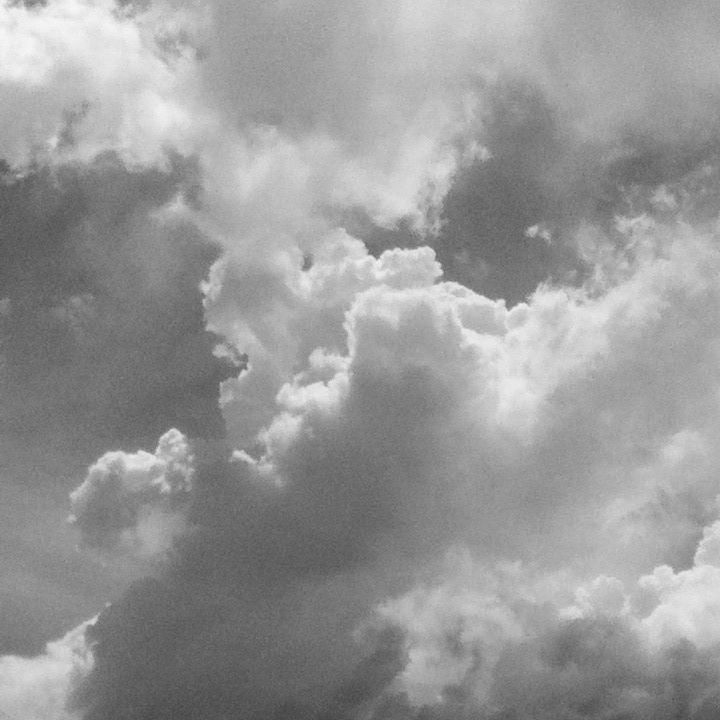 #clouds #bw
