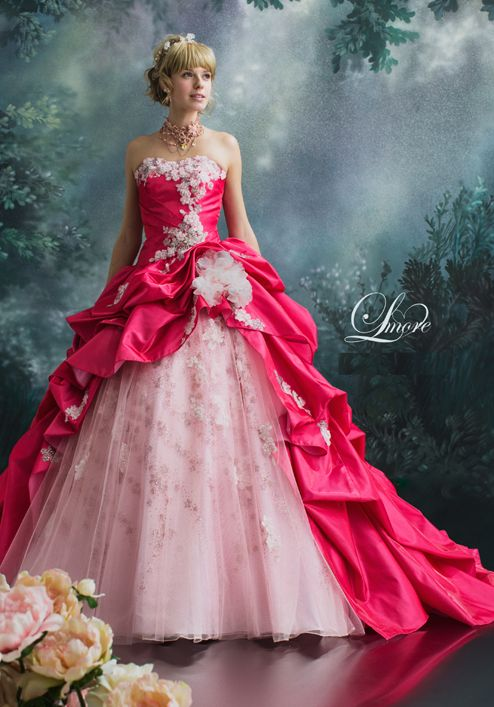 ball gowns Aurora