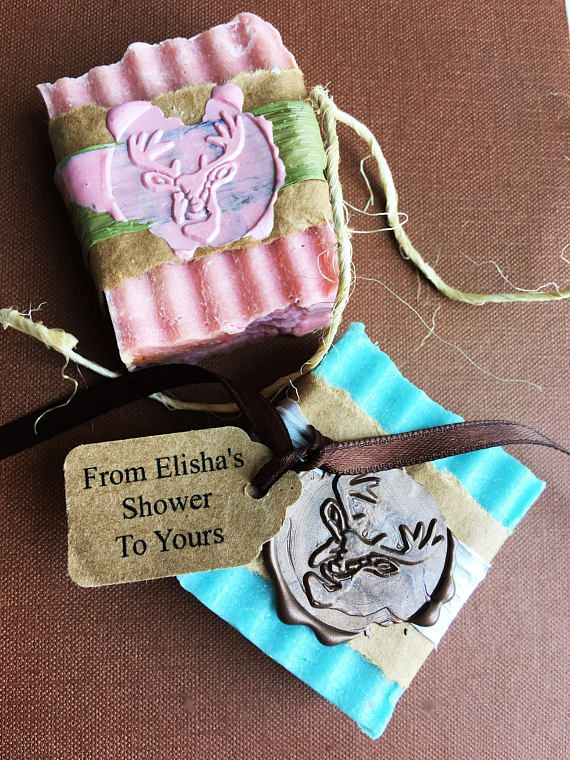 Country Rustic Elegant Party Favors From My Shower To Yours Buck Or Doe Deer Camo Woodland Forest Redneck Wedding Hunting Twine