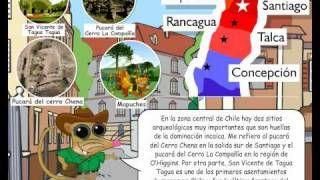 CHILE-Patrimonio Cultural: Geografía de la herencia de nuestros antepasados - YouTube