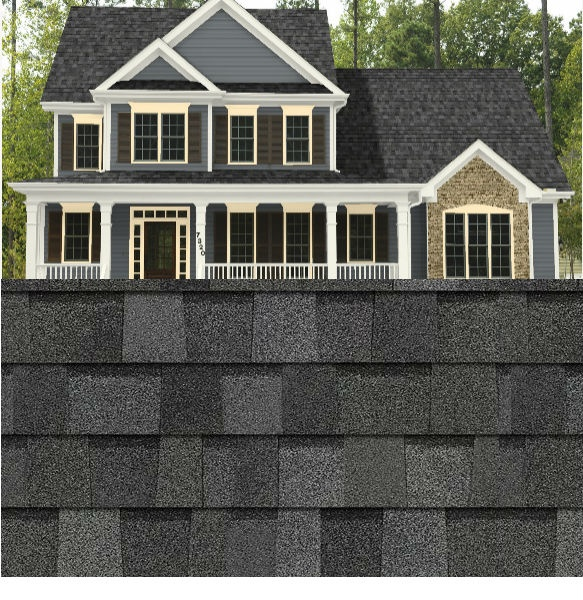 17 best ideas about shingle colors on pinterest house for Best roof color