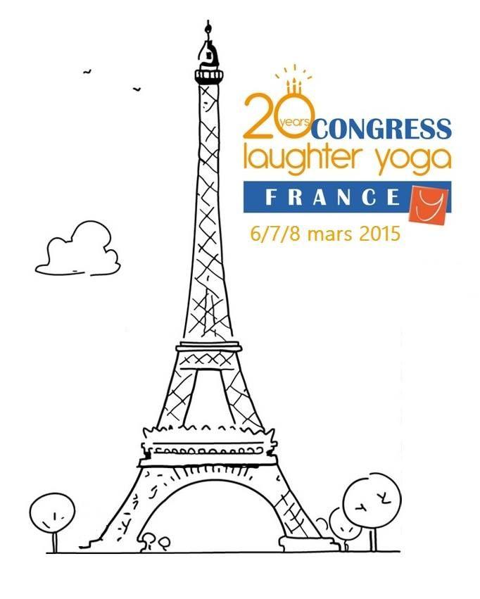 Congrès International de Yoga du Rire ;o))