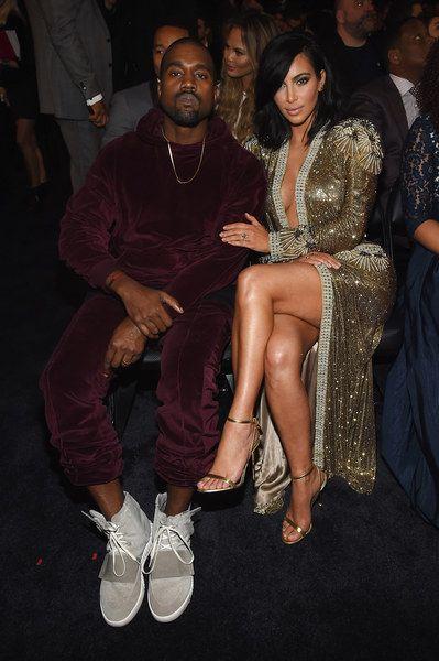 Kanye West dévoile des photos de Kim Kardashian nue