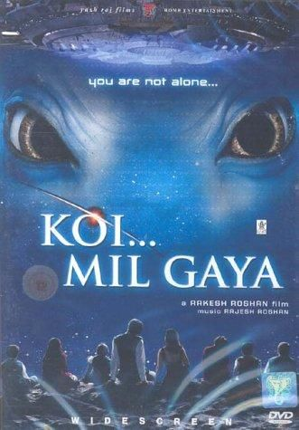 Directed by Rakesh Roshan.  With Rekha, Hrithik Roshan, Preity Zinta, Rakesh Roshan. A developmentally disabled young man tries to continue the work his father did in communicating with extra-terrestrials from outer space, which leads to something miraculous and wonderful.