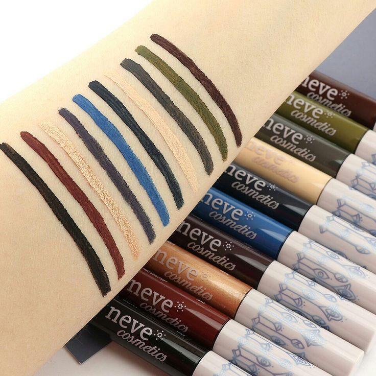 Nuovissimi eyeliner Neve Cosmetics nel nostro e-shop dal 25 gennaio ad un eccezionale prezzo lancio! Stay tuned!