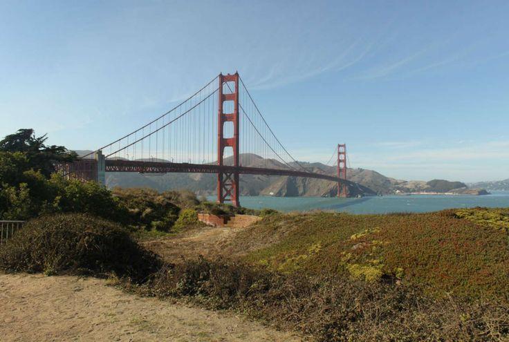 Fietsen in San Francisco. Overwin de Golden Gate Bridge! Vakantieboulevard.nl